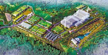 283*550图片:萝岗福山垃圾焚烧厂正式开园,年处理146万吨生活垃圾