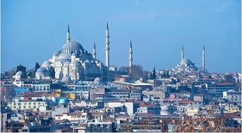 古老的奥斯曼帝国 神秘而梦幻的国度