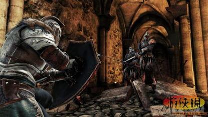黑暗之魂2 TGS新试玩视频 魔法师战斗演示
