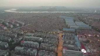 338*600图片:宁河区芦台镇最新航拍 图