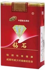 钻石烟价格表和图片(钻石烟价格)