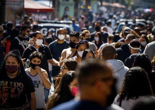 巴西失业人口2周增加超过100万人失业率上升至14.3