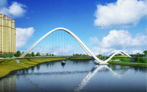 汉阳景观桥作文200字