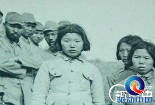 中国军人吃惊 女战俘在日军眼里有这样的作用