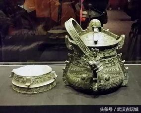 父乙提梁卣海昏侯的藏品主墓北藏椁出土