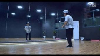 exo咆哮舞蹈练习室版 C