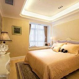 ...代卧室吊顶吊灯装修设计效果图-卧室吊顶效果图