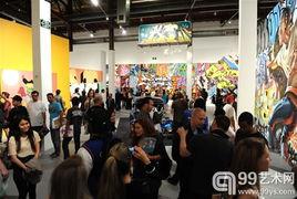 洛杉矶MOMA涂鸦展参观人数破纪录