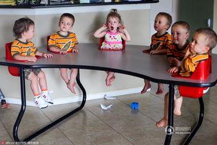 多胞胎家庭的故事 4孩子取名 东南西北