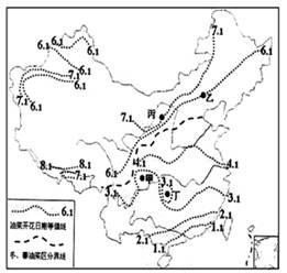 中国春油菜分布在哪些地区