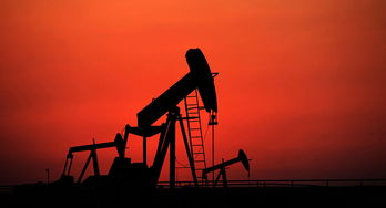 资料图片:全球油价暴跌.