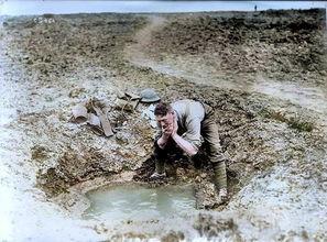 他们牺牲已被淡忘 一战时期的英军官兵