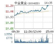 中国黄金股票代码(菜百首饰公司股票代码)