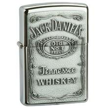 Zippo 芝宝 打火机 杰克丹尼威士忌之锡徽章 250JD427