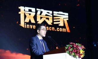 图为投资家网创始人蒋东文