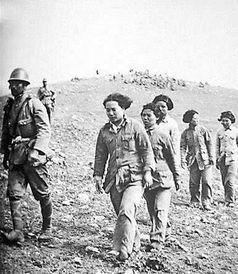 震惊了八路军将士竟然这样对待日本女战俘