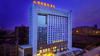 长沙都有哪些酒店