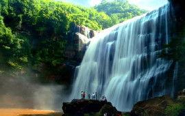 赤水赤水大瀑布天气预报一周,明天赤水大瀑布天气预报 旅游气象预报