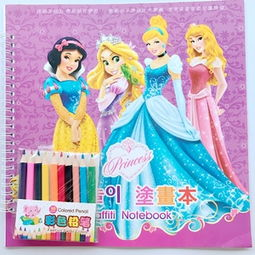 白雪公主怎么画 教你画手拿苹果的白雪公主