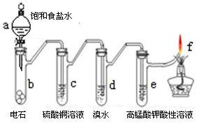 关于乙炔的知识