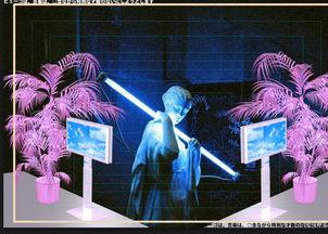 蒸汽波受cyberpunk(赛博朋克)影响深远cyberpunk建造了一个未来的高科技世界一个人类由人工智能统治的世界这是一种没有野心去颠覆但是有颠覆潜质的美学浪潮在眼花缭乱的温柔陷阱里是蒸汽波的精神