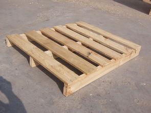 关于木托盘的行业知识