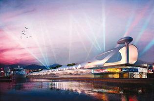 香港 启德邮轮码头设计模拟图首度曝光