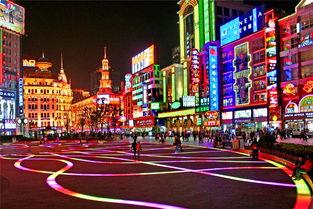 游览【南京路步行街】