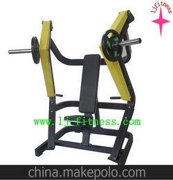 练肩膀的健身房器材