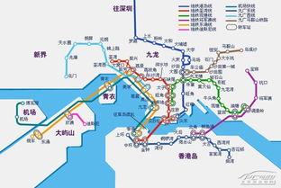 去香港必去的十大旅游景点