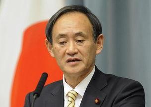 资料图片:日本内阁官房长官菅义伟.(