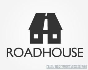 30个房子为创意logo标志欣赏