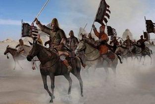 中国古代五大军团,岳家军第五,蒙古铁骑第二