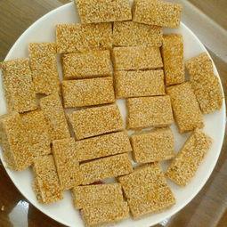 怎么用麦芽糖做芝麻糖