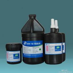 玻璃粘金属UV无影胶JL-6201