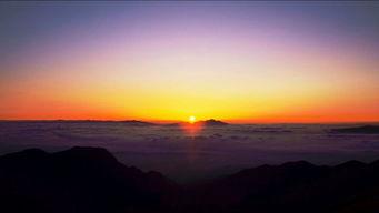 关于日出的场景描写英语范文(英语作文日出)
