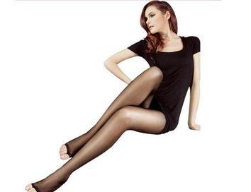 女四季通用丝袜超薄连裤双面加裆包芯丝 裤袜露趾 打底 内衣 鱼嘴