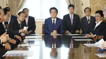 安倍问责案遭否决,日本在野党拟提交安倍内阁不信任决议案