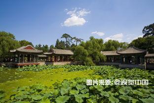 北京颐和园景点介绍