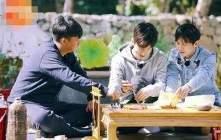 2017湖南卫视《向往的生活》固定嘉宾:黄磊、何炅、刘宪华henry