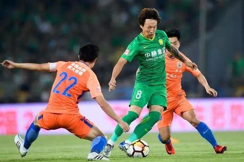 国安鲁能将战足协杯决赛