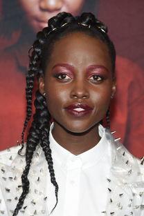 黑人明星怎么化妆