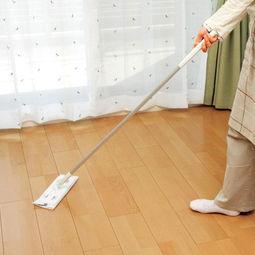 打扫地板小知识