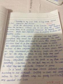 写一篇关于网络的英语作文100字