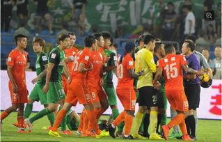 8月6日,足协杯鲁能客场对阵北京国安,戴琳因为和马季奇出现互相拉扯,后者倒地之后,主裁判向戴琳出示了红牌.