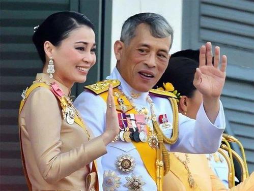 泰国王妃诗妮娜私照被外泄,刚恢复王妃身份,又惹上麻烦