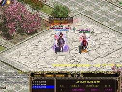 勇闯 征途 武林大会缔造新冲段神话 网络游戏征途