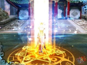 诛仙2 为爱成神 天劫到来准备好了吗 网络游戏诛仙2
