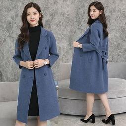 双面尼大衣生产流程