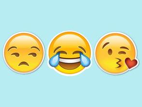 Emoji表情 流行一时的俚语,还是一门全新的语言